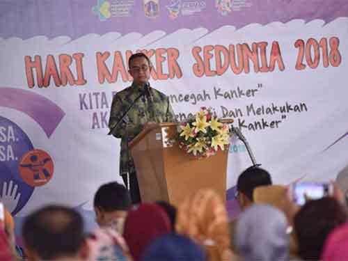 Gubernur Ingatkan Pentingnya Deteksi Dini Kanker, Rosidi: Setuju