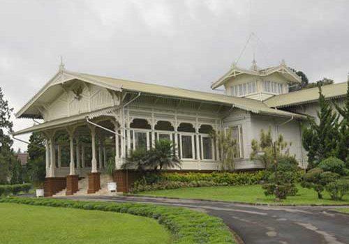 Sejarah Istana Cipanas