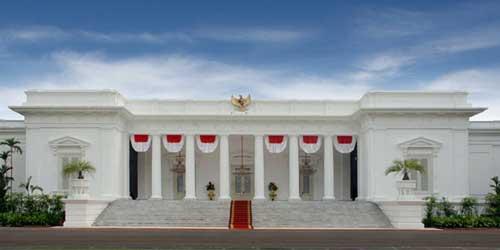 Sejarah Istana Merdeka