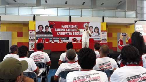 PDIP Bersama TMP Kaderisasi Kaum Muda Menangkan Hasanah