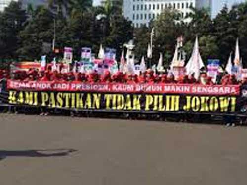 May Day, Rosidi: Semoga Perjuangan Buruh Terwujud