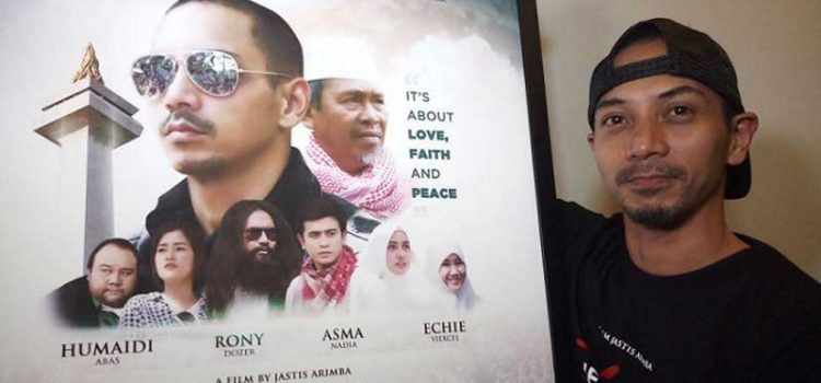 Fauzi Baadila Sebut Film 212 Proyek Idealis