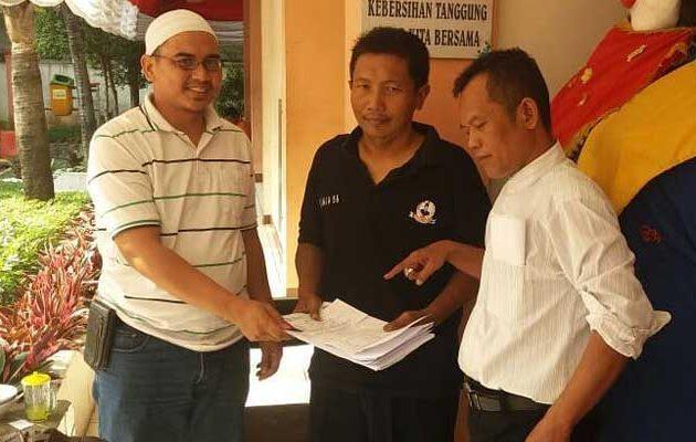 Sunarya, Balon Dekot Jakarta Barat dari Semanan
