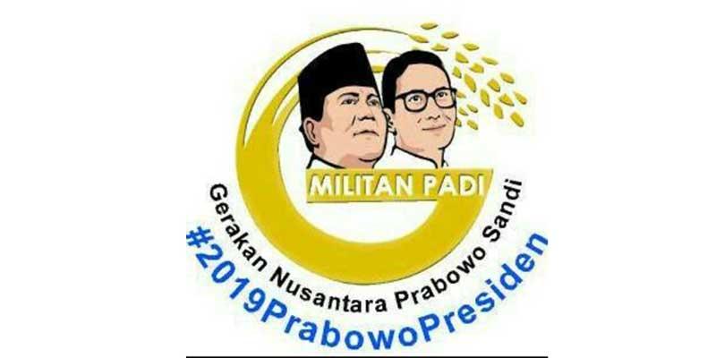 Penguatan GN Militan PADI, #RebutParlemen dan #MenangkanPresiden