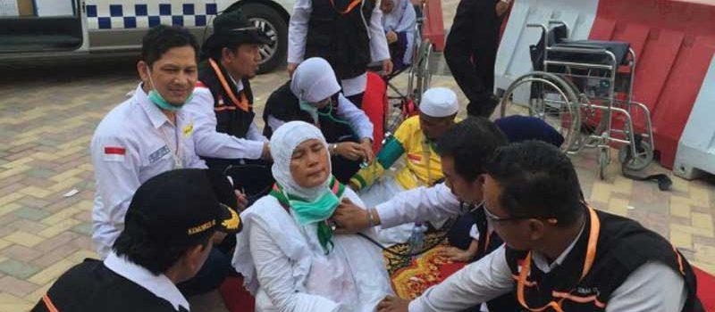 Jemaah Haji Risti Akan Ditandai