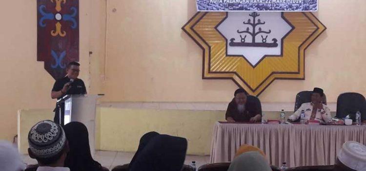 Kemenkes Sosialisasi Istithaah Kesehatan Jemaah Haji di Palangkaraya
