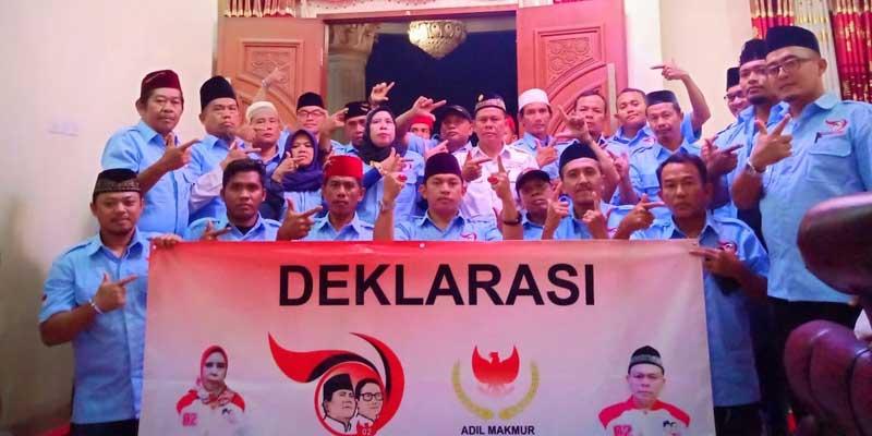 APS Yakin Prabowo Raih 85% di Semanan