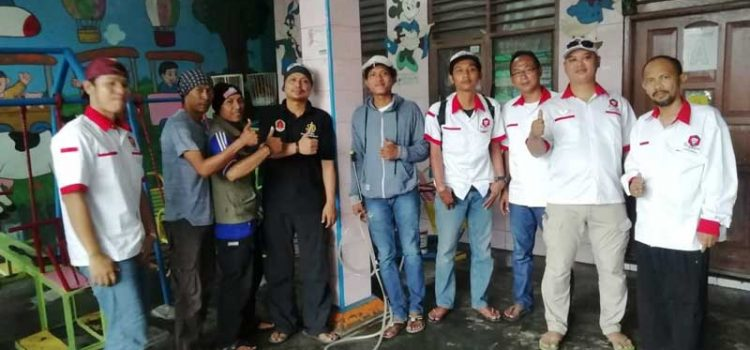 Bang Japar Indonesia Prescam Kalideres Antisipasi Covid-19