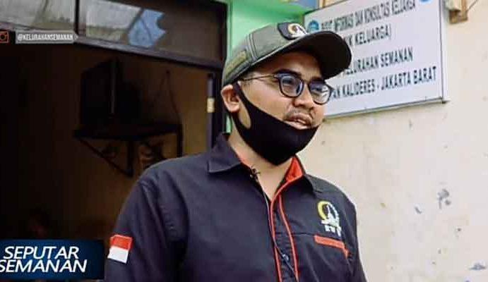 Ketua LMK Semanan Ucapkan Selamat Kepada Sekda DKI yang Baru